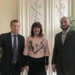 Встреча в ТПП Санкт-Петербурга