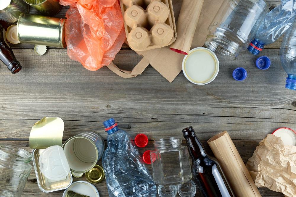 сортировка и перераблтка мусора